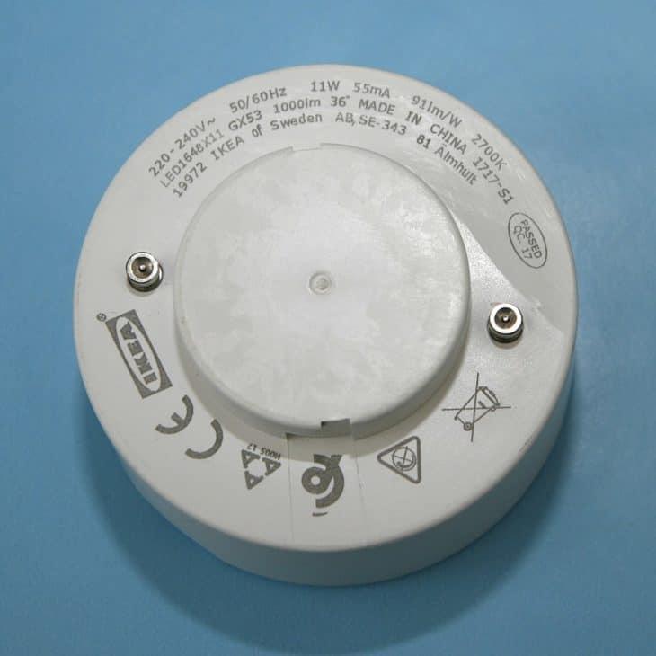 GX53 lamp